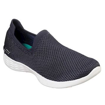 Skechers You Define - Allegra SKO Navy Dame