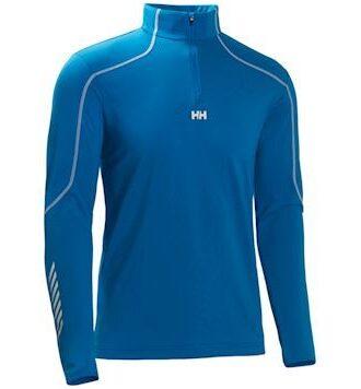 Midlayer trøje blå