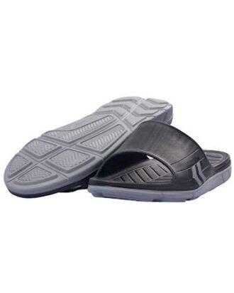 Hummel Badesandaler Jensen sandal Sort-Grå Unisex