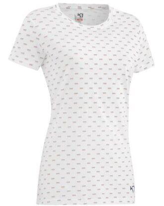 Kari Traa T-shirt Traa Tee Hvid Dame