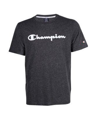 Champion Crewneck T-shirts Grå Herre
