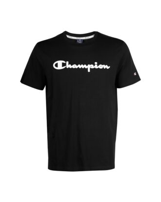 Champion Crewneck T-shirts Sort Herre