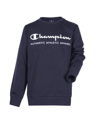 Champion CREWNECK SWEATSHIRT Trøjer Mørkeblå Børn