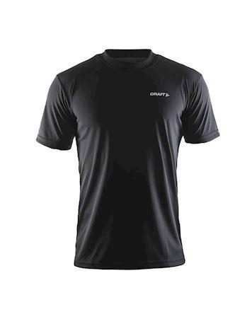 Craft AR TEE M TIGER XXX T-shirts Sort Herre