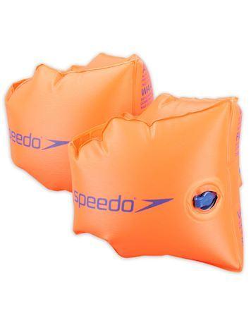 Speedo Svømmevinger Sea Squad Armbands Orange Unisex