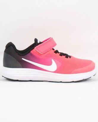 Nike Revolution 3 psv børnesko pink pige