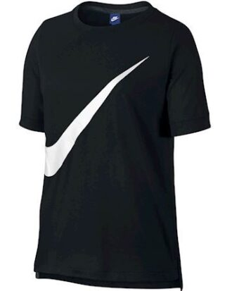 Nike T-shirt NSW Top SS Sort  Dame