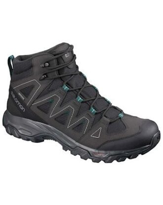 Salomon Lyngen Mid GTX Vandrestøvler Sort Herre