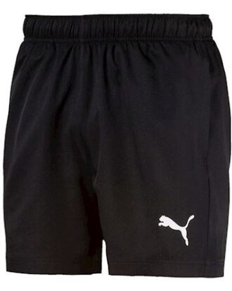 Puma Shorts Active Woven Short 5 Sort Herre