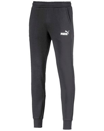 Puma Sweatpants ESS Logo Pants FL cl Sort Herre