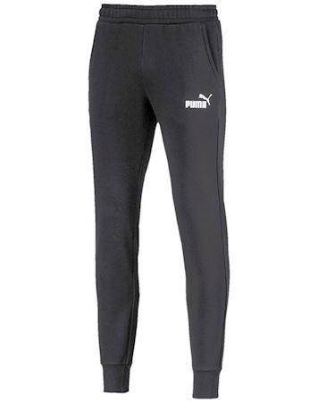 Puma Sweatpants ESS Logo Pants FL cl Sort Herre