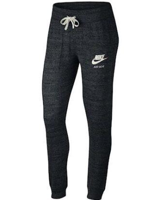 Nike Træningsbuks NSW Gym VNTG Pant Sort Dame