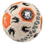 Monta Freestyler Fodbold Beige-Orange Unisex