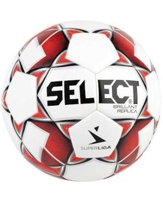 Select Brilliant Replica Fodbolde Hvid-Rød Unisex