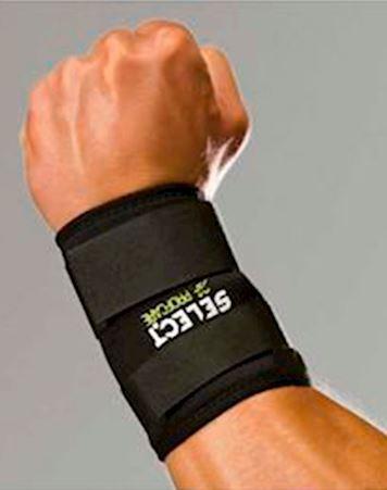 Select Profcare Wrist support 6700 Håndledsbind Sort Unisex