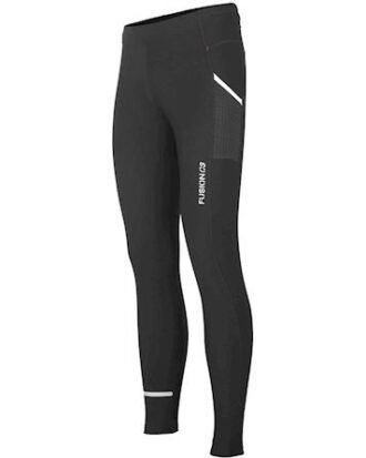 Fusion C3 Tights Sort Unisex