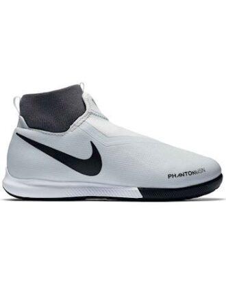 Nike Indendørssko Phantom VSN Academy DF IC Grå-Sort-Rød Børn