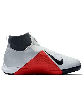 Tilbud kun 399,00 DKK | Nike Indendørssko Phantom VSN Academy DF IC Grå Sort Rød Børn