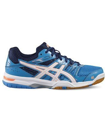 Asics Gel Rocket 7 blå Indoor dame