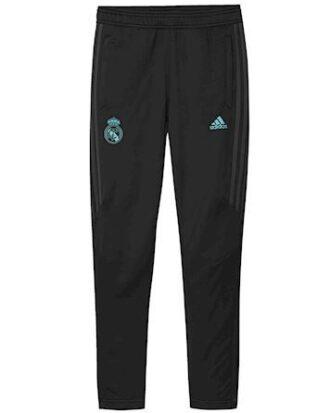 Adidas Træningsbukser Real TRG PNT Y Sort Børn