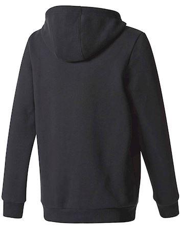 Adidas Hoodie YB SID Hoodie Sort-Hvid Børn 1