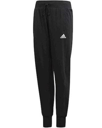 Adidas Bukser YG Tapered Pant Sort Pige