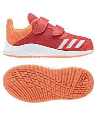 Adidas Børnesko FortaRun CF I Orange Unisex
