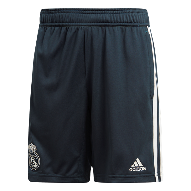 Adidas Shorts Real TR SHO Y Navy-Hvid Unisex