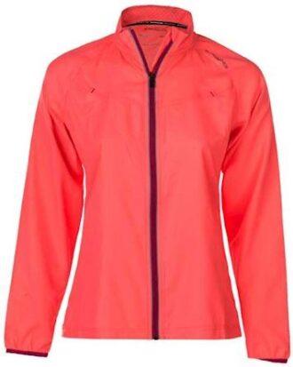 Endurance Løbejakke Cromwell W Running Jacket Pink Dame