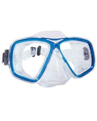 Aqua Lung Dykkermaske ACAPULCO PRO JUNIOR blå-klar Børn