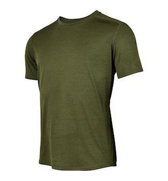 Fusion C3  T-shirts Greenmelange Herre