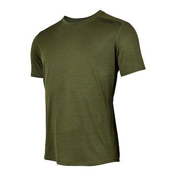 Fusion C3 T-shirt Greenmelange Herre