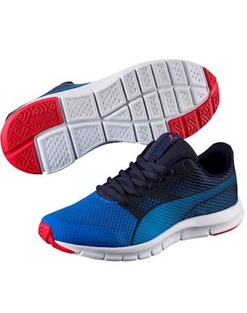 Puma Flexracer Techfade Crosstrainer Børn/junior