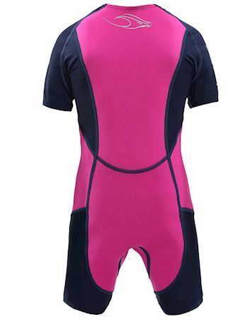 Aqua Lung Neopren dragt Stingray Pink Pige 1
