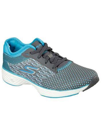 Skechers Go Walk sneakers grå-blå dame