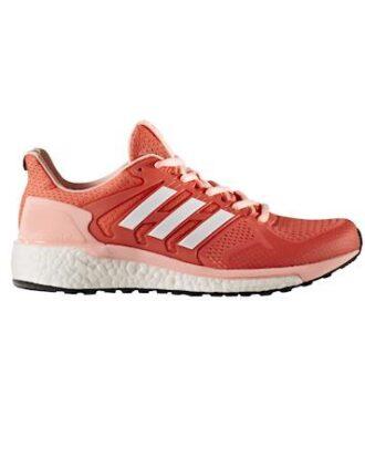 Adidas Supernova st w pronation løbesko rød dame