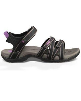 Teva Tirra sandaler sort dame