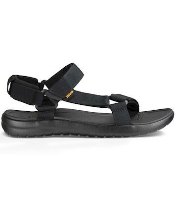 Teva Sandborn Universal sandaler sort herre