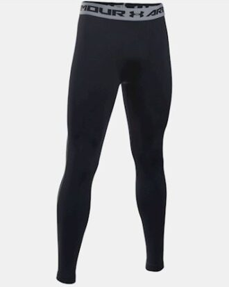 Under Armour HG compressions tight sort herre