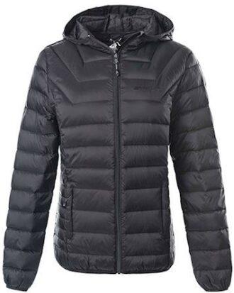 Whistler Dunjakke Saka Down Jacket Sort Dame
