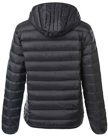 Whistler Dunjakke Saka Down Jacket Sort Dame 1