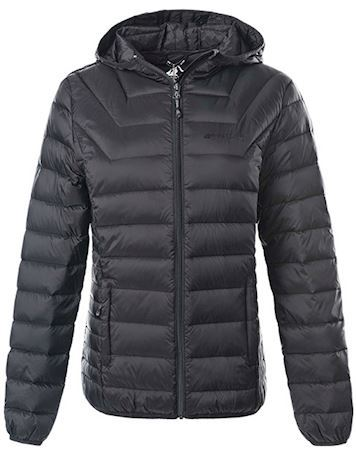 Whistler Dunjakke Saka Down Jacket Sort Dame