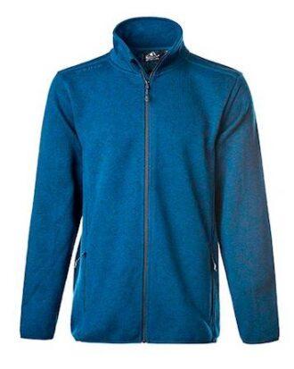 Whistler Pareman M Melan Fleece Jacket Fleecetrøje Mørkeblå Herre