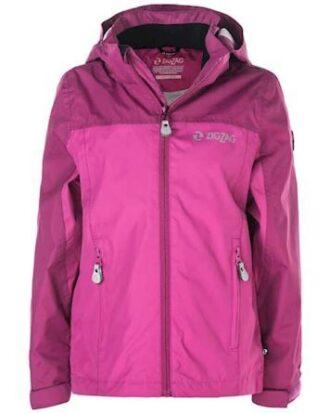 Zigzag Jakke Haute Kids Jacket W-Pro 5000 Pink Pige