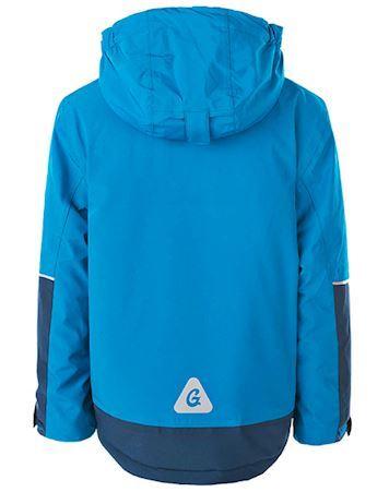 ZigZag Skijakke Pateros Ski Jacket W-Pro 10000 Blå Dreng 1