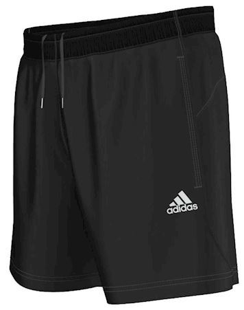Sorte Adidas Ess Chelsea Short Herre