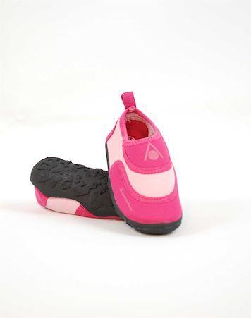 Aqualung badesko pink Beachwalker Kid pige