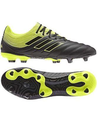 Adidas  Fodboldstøvler Copa 19.3 FG Sort-Gul Unisex