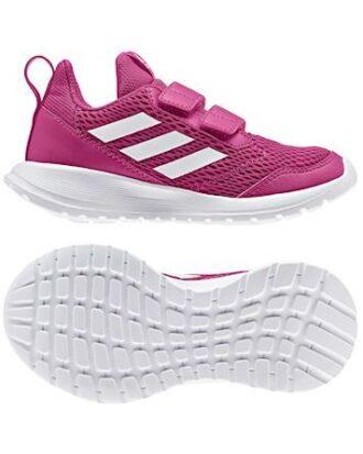 Adidas Børnesko AltaRun CF K Pink Pige