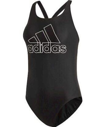 Adidas Badedragt Fit Suit Bos Sort Dame
